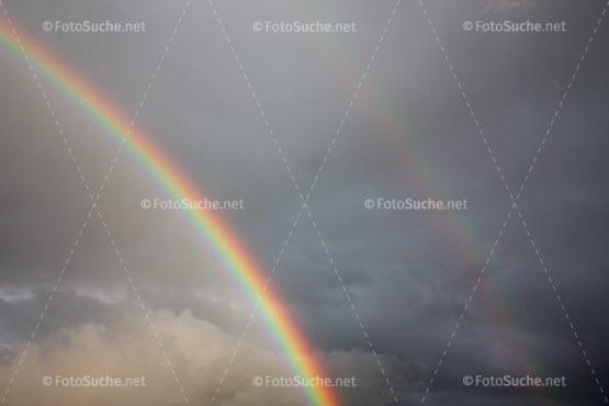 Fotosuche Regenbogen Wolken