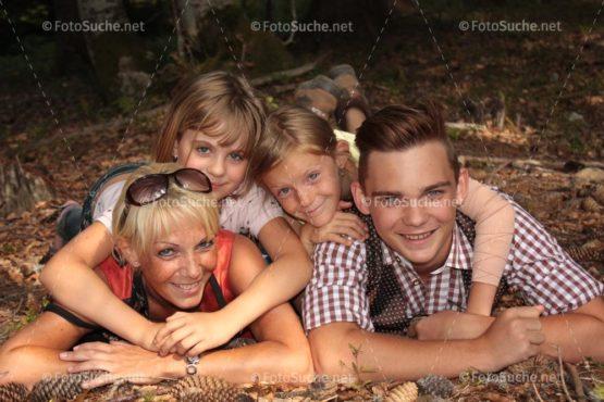 Fotosuche Familie Glück