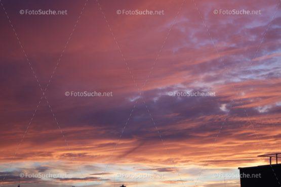 Fotosuche Stadt Sonnenuntergang-3