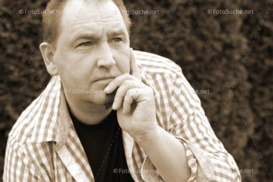 Fotosuche Mann Portrait 4