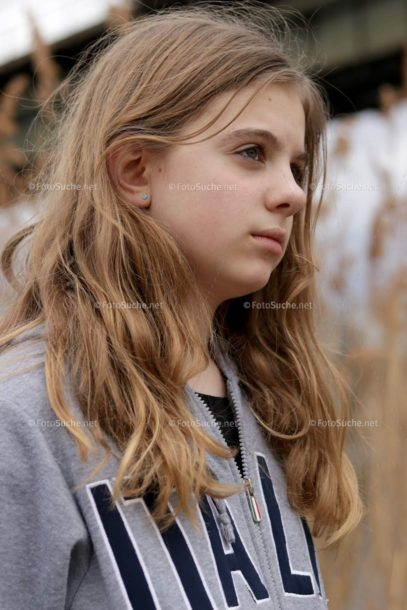 Fotosuche Teenager Portrait
