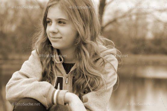 Fotosuche Teenager Portrait 4