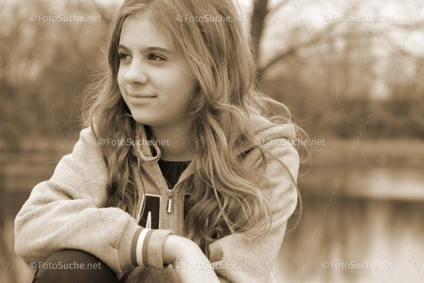 Fotosuche Teenager Portrait 4