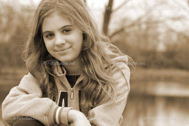 Fotosuche Teenager Portrait 5