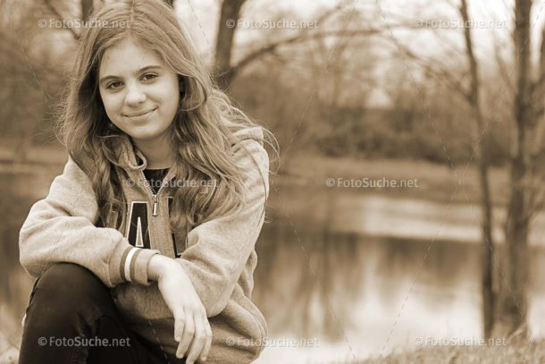 Fotosuche Teenager Portrait 7