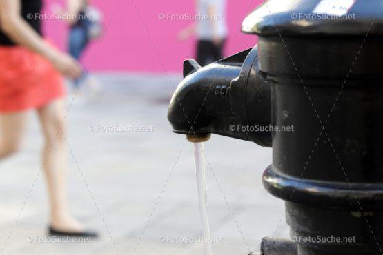 Wasserspender Stadt Retro 1 Foto kaufen Fotoshop