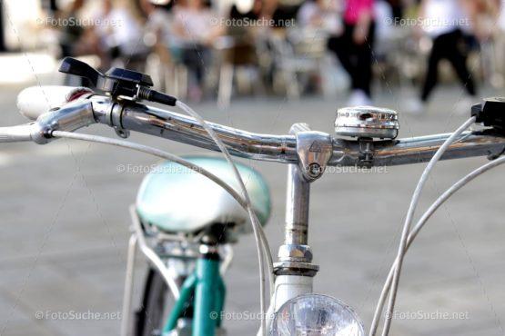 Fahrrad Stadt Retro Foto kaufen Fotoshop