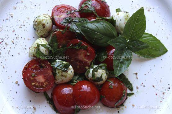 Tomaten Mozzarella Foto kaufen Fotoshop