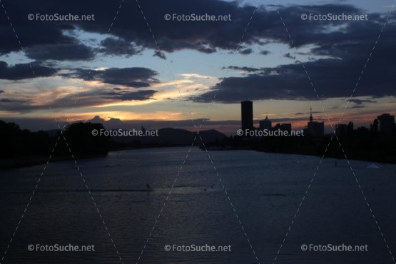 Foto Sonnenuntergang Panorama | Foto kaufen Foto kaufen | Fotoshop