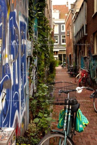 Foto Amsterdam Gassen | Foto kaufen Foto kaufen | Fotosuchen