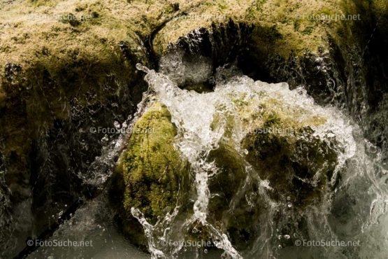 Foto Wasserfälle Moos | Schönes Foto kaufen | Fotosuchen